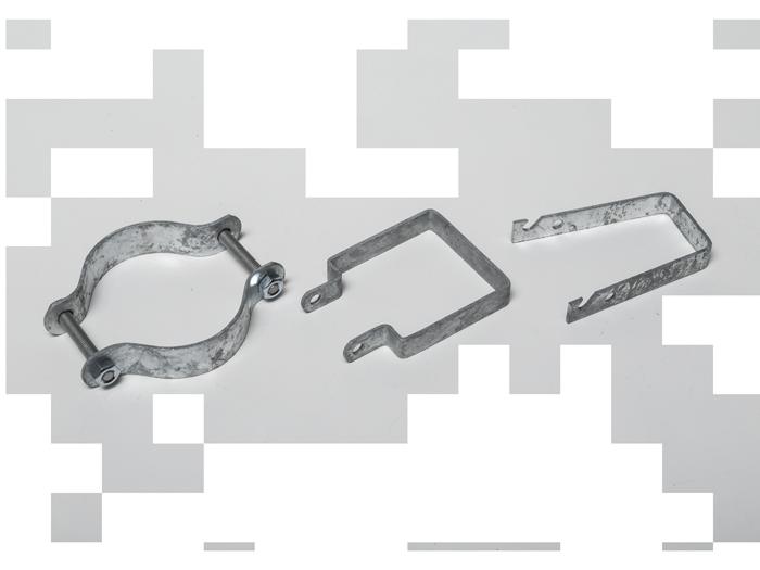 Composizione collari, tendiancora e tendifilo